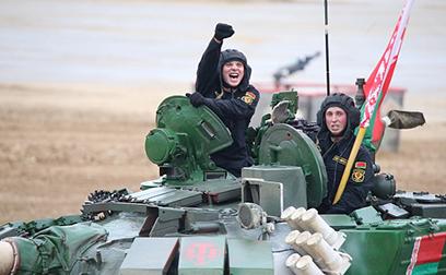 Армейские соревнования
