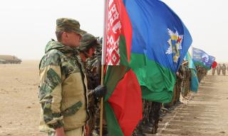 Учение «Нерушимое братство – 2019» стартовало в Таджикистане