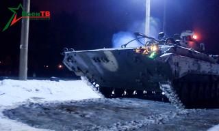 В Беларуси продолжается комплексная проверка боеготовности