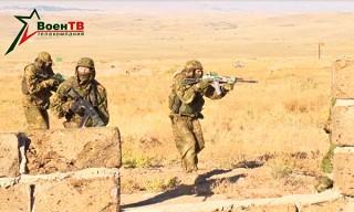 В Армении завершилось тактико-специальное учение ОДКБ «Поиск-2017»