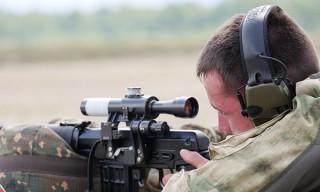 «Снайперский рубеж». Наши стрелки – в десятке сильнейших по итогам первых упражнений