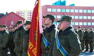 В Витебске начались белорусско-российские учения десантников