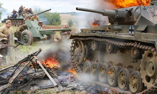 18 ноября – праздник «День артиллериста» на «Линии Сталина»
