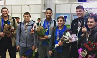 Белорусские дзюдоисты привезли пять медалей из Черногории