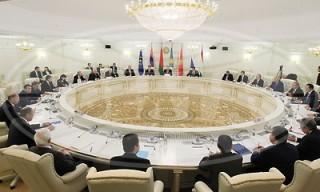 В Минске прошло заседание Совета министров иностранных дел государств – членов ОДКБ