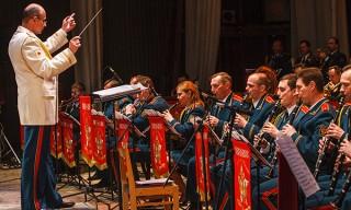 12 апреля – концерт Образцово-показательного оркестра Вооруженных Сил
