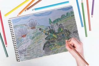 Конкурс на лучшие рассказ, стихотворение и рисунок, посвященные 100-летию Вооруженных Сил, стартует в октябре