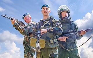 2 августа – День десантников и сил специальных операций
