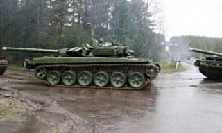 Вооруженные Силы Беларуси продолжают обновление парка боевых машин