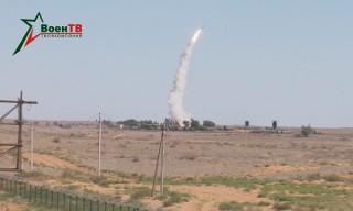 На полигоне Ашулук завершилась активная фаза оперативно-тактического учения ВВС и войск ПВО