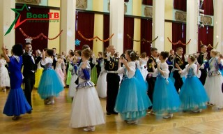 В Минске прошел Республиканский суворовско-кадетский бал