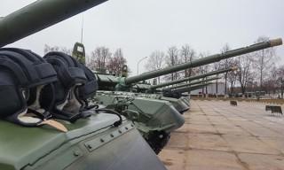 До конца 2019 года в Беларуси появятся еще десять танков Т-72Б3