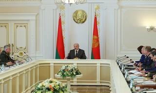 Александр Лукашенко произвел кадровые назначения в руководстве Вооруженных Сил