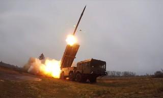 Стрельба «Полонеза» на 300 километров и попадание ракеты в цель