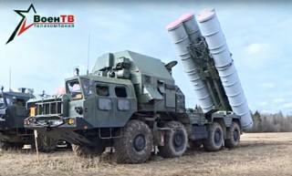 Поздравление министра обороны Республики Беларусь с Днем войск ПВО