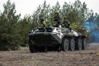 Десантники Беларуси и России покоряют «Сахару»