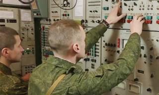 Проверка боеготовности. ВВС и войска ПВО