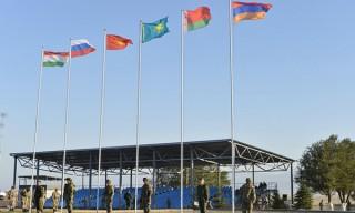 Белорусские военнослужащие принимают участие в совместном учении «Поиск-2018» в Казахстане