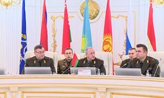 Заседание Военного комитета ОДКБ проходит сегодня в Минске