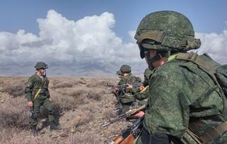 Учение КСОР ОДКБ «Взаимодействие-2018» проходит в Кыргызской Республике с 10 по 13 октября