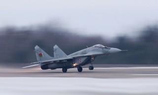 Воинские части и подразделения ВВС и войск ПВО приводятся в готовность к выполнению задач в рамках проверки Вооруженных Сил