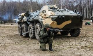 Двустороннее батальонное тактическое учение пройдет в Бресте