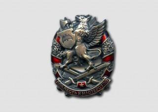 Около ста военнослужащих принимают участие в испытаниях на право ношения знака «Доблесть и мастерство»
