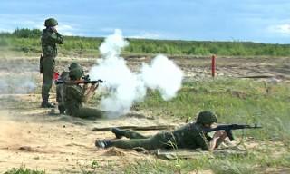 Мастера артиллерийского огня готовятся к АрМИ-2017