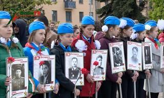 В Минске 9 мая прошла акция «Беларусь помнит»