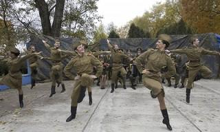 Продолжается гастрольный тур Академического ансамбля песни танца Вооруженных Сил