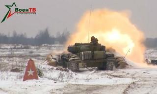 В Вооруженных Силах продолжается наращивание действий и состава проверяемых войск