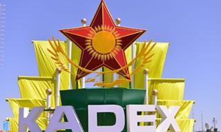 Предприятия белорусского ВПК представляют масштабную экспозицию на международной выставке KADEX-2018 в Астане