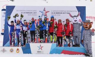 Белорусская спортсменка Мария Шканова завоевала серебро на Всемирных военных играх