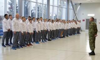 Белорусские армейцы примут участие во Всемирных военных играх в Китае