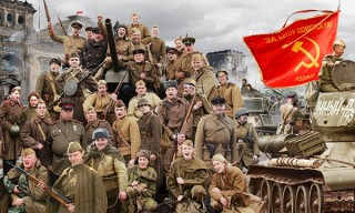 9 мая празднуем День Победы на «Линии Сталина»