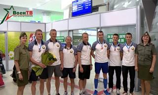 Белорусские армейцы стали бронзовыми призерами Чемпионата мира по пятиборью