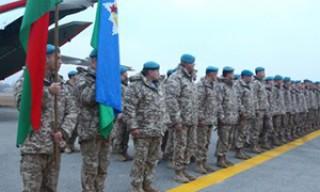 Белорусские военные прибыли в Таджикистан на учение КСОР ОДКБ