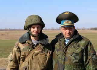 Генерал-майор Вадим Денисенко: «Они оба герои!»