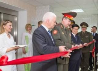 В 432-м ГВКМЦ открыли кабинет магнитно-резонансной томографии