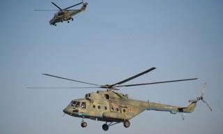 ВКС России досрочно получили два арктических вертолета