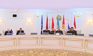 Завершилось девятое заседание Военного комитета ОДКБ