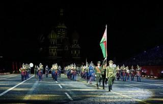 Беларусь принимает участие в музыкальном фестивале «Спасская башня». Голосуем за наших!