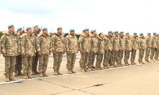 Белорусские военнослужащие принимают участие в учениях «Нерушимое братство – 2017»