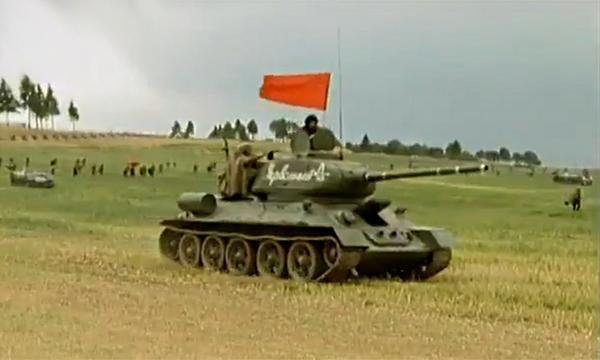 Вооружение и техника Второй мировой