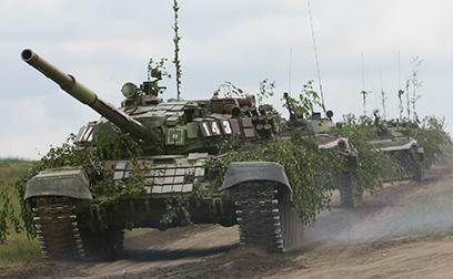 Бронетанковая техника