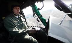 360° Вертолет Ми-8 МТВ5. Работа парой