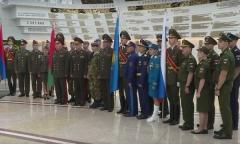 Открытие международного конкурса «Воин Содружества»