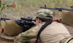 Белорусские девушки выиграли «Снайперскую дуэль»