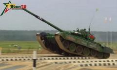 Белорусские танкисты – дважды лучшие