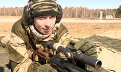 Снайперский рубеж. Подготовка